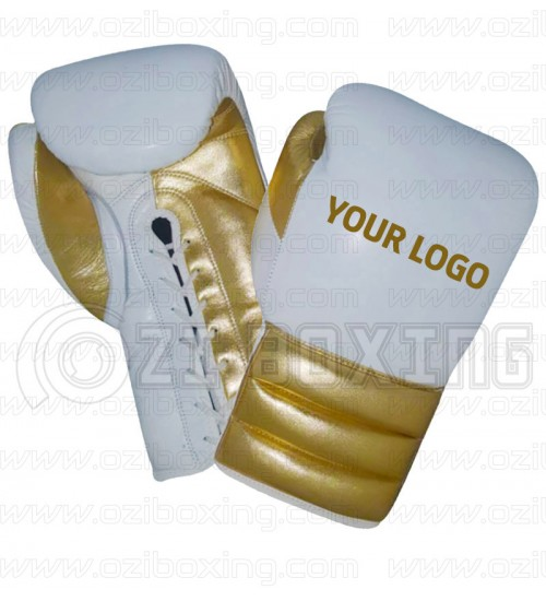 Elite Pro Fight Boxing Gloves