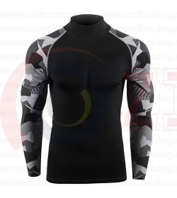 Essentials Rash Guard Design your own 100% Custom and Personalized Design OEM Service