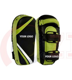 Curved Kickboxing Pads