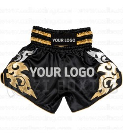 Muay Thai Training Shorts Design your own 100% Custom and Personalized Design OEM Service